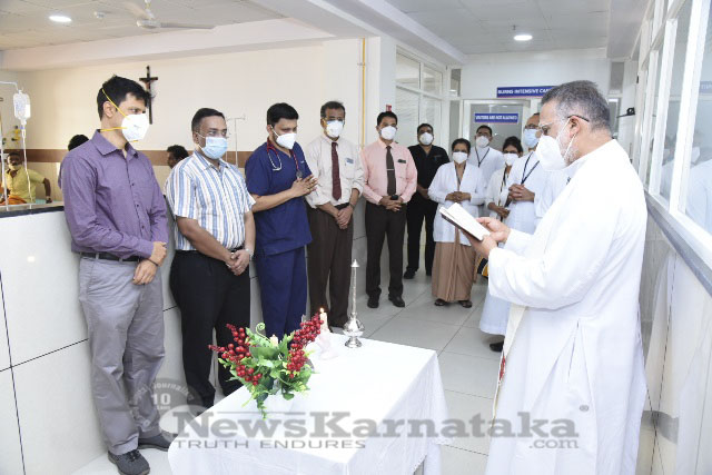 State of the art renovated Isolation Ward opens at FMMCH