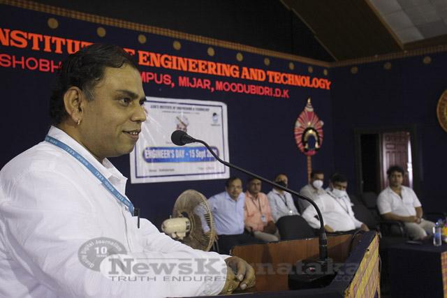 02 Engineers Day celebrated at Alvas_