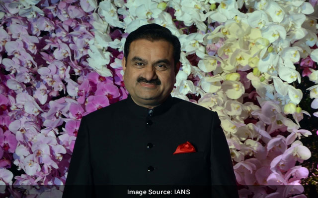 Adani Group We have no policing authority over containers
