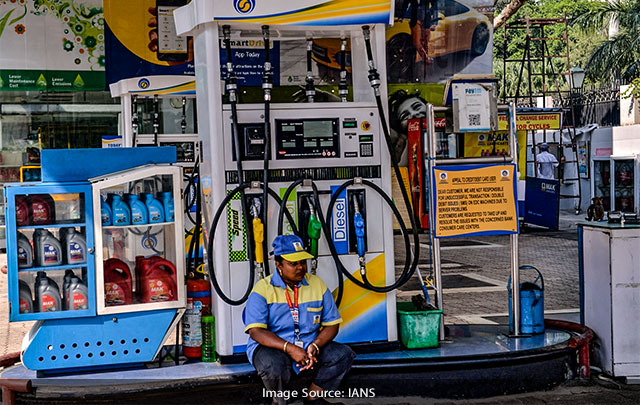 Auto fuel prices unchanged on Tuesday