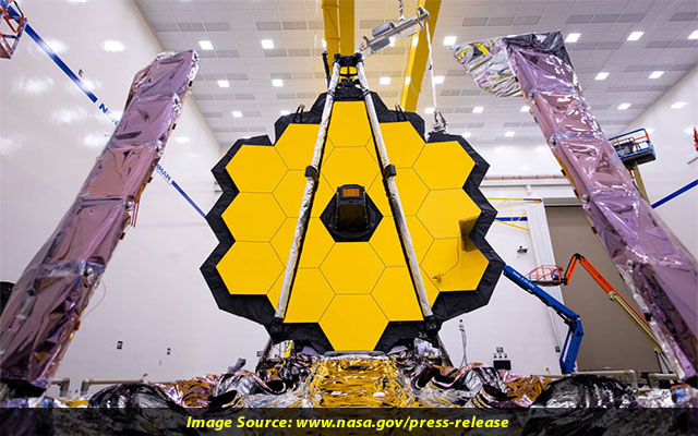 James Webb Space Telescope An astronomer on how to send a giant telescope