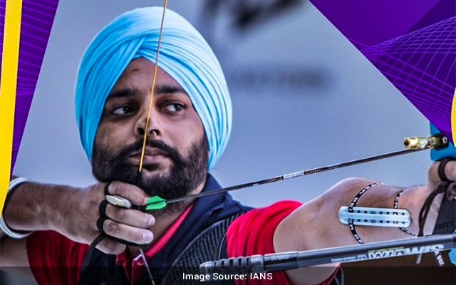 Paralympics: Archer Harvinder in pre-quarters of recurve Open section -  News Karnataka