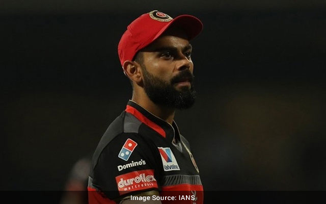 RCB didnt show much courage says a dejected Kohli after second loss