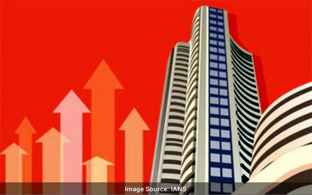 Record highs by Nifty Sensex