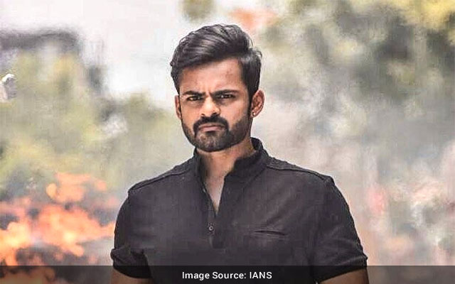 Tollywood actor Sai Dharam Tej injured in road accident