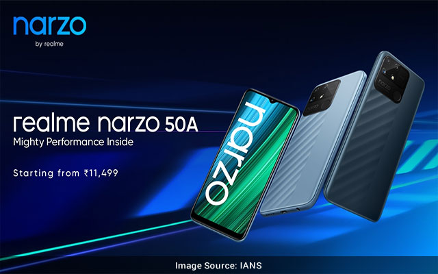 realme unveils new narzo phones, band in India