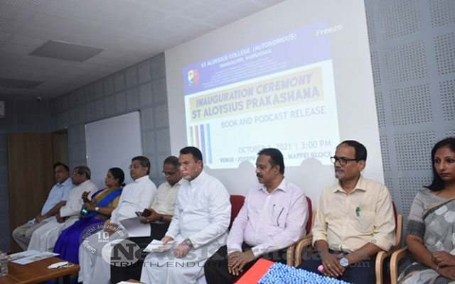 St Aloysius Prakashana at SAC to provide for printing of quality research papers