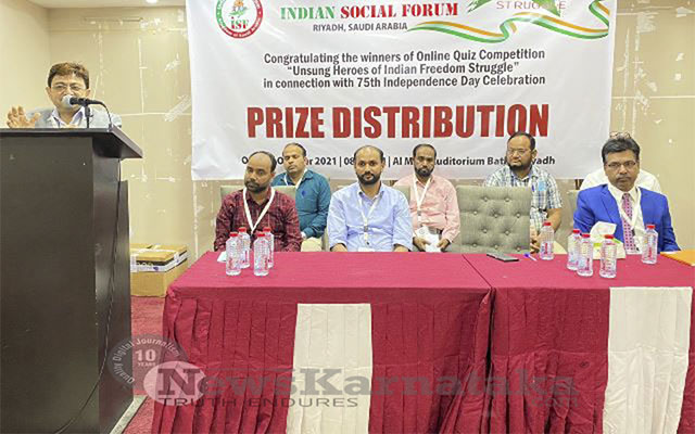 Indian-Social-Forum-Riyadh-organizes-prize-distribution-ceremony-for-the-winners