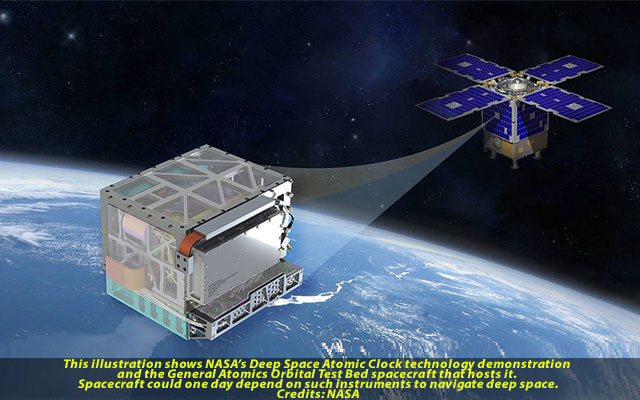 NASAs deep space atomic clock completes mission
